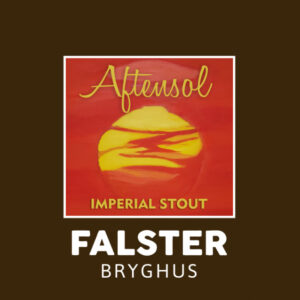 Aftensol – Imperial Stout – FALSTER Bryghus