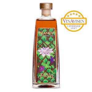 FALSTER Brandy – 1st. Release 2020 – 5 stjerne Vinavisen – FALSTER Destilleri