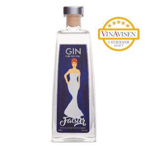 FALSTER Gin – 5 stjerne Vinavisen – FALSTER Destilleri