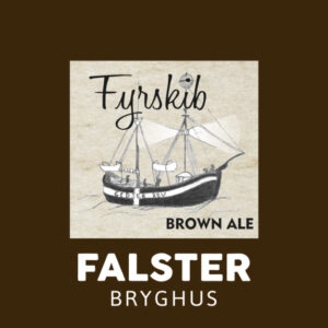 Fyrskib – Spiced Brown Ale – FALSTER Bryghus