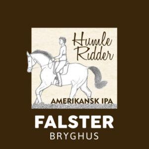 Humle Ridder – Amerikansk IPA – FALSTER Bryghus