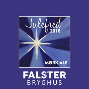 Julefred 2019 – Mørk Ale – FALSTER Bryghus