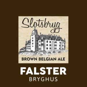 Slotsbryg – Brown Belgian Ale – FALSTER Bryghus